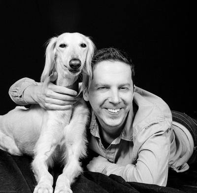 Pet Portrait studio photography