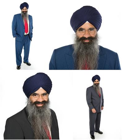 Corporate Business Head shot