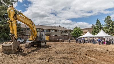Palo Alto Affordable Housing